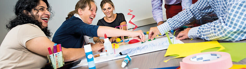 Teamcoaching-Samenwerken-Rotterdam