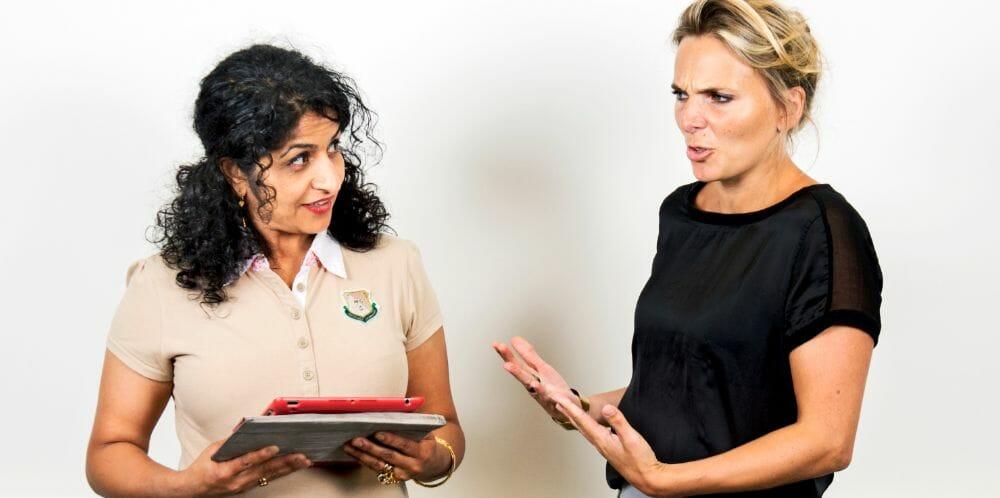 niet dichtklappen in een gesprek