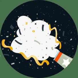 confetti-canon
